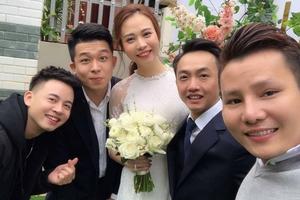Cường Đô La làm lễ ăn hỏi với Đàm Thu Trang