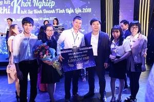CEO 9X gọi vốn thành công qua chương trình truyền hình