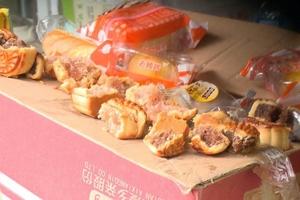 Hà Nội: Bắt giữ lô hàng bánh trung thu giá siêu rẻ 2000 đ/ 1 chiếc