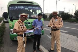 Bắc Giang: Xử lý vi phạm bảo hiểm trách nhiệm