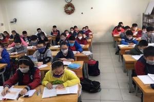 Bộ GD&ĐT đề nghị cho học sinh mầm non, tiểu học, THCS tiếp tục nghỉ học