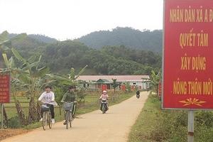 Thừa Thiên Huế: Hơn 10 xã sẽ đạt chuẩn Nông thôn mới trong năm 2019