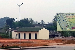 Đấu thầu tại BQLCDA ĐTXD KCN Thái Nguyên: 2/3 nhà thầu tự trượt?