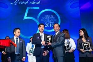 Vinamilk lọt Top 50 các doanh nghiệp quyền lực nhất châu Á