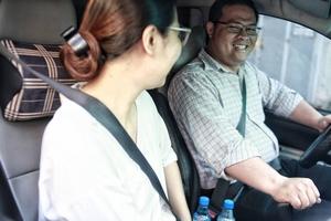 TP.HCM ra quân xử phạt người đi ôtô không thắt dây an toàn