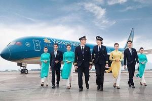 Phi công Vietnam Airlines được áp dụng mức lương mới