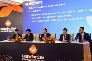 Ngân hàng LienVietPostBank: Kẻ vui, người buồn?