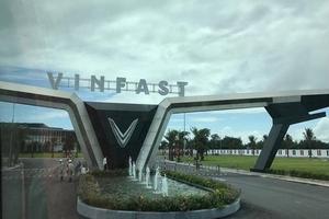 Tổ hợp nhà máy VinFast sau một năm xây dựng ra sao?