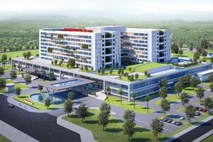 Thuận Phú trước cơ hội lớn tại Dự án Bệnh viện ĐK Tiền Giang