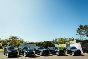 Land Rover Việt Nam bàn giao lô xe cao cấp cho Four Seasons The Nam Hai