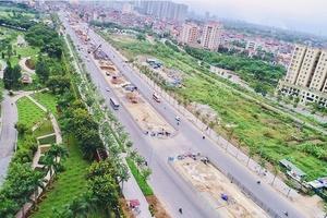 """Vừa thành lập được 6 tháng, Sông Nhuệ chi nghìn tỷ thâu tóm loạt 'đất vàng"""" ở Hà Nội"""