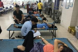 24 người nhập viện sau bữa cơm chay Rằm tháng Giêng