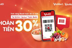 VinID ra mắt tính năng mới: Thanh toán siêu tốc