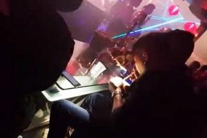 Ngang nhiên sử dụng ma túy trong quán bar