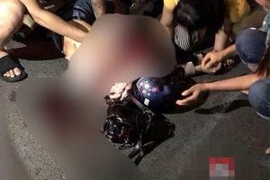 Vụ chặn đường đâm gục người yêu cũ trên phố: Cô gái bị đâm 9 nhát dao gây thủng gan và dạ dày, đã hồi tỉnh sau nhiều giờ hôn mê