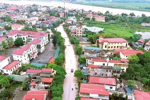 Huyện Hạ Hòa, Tỉnh Phú Thọ: Khởi sắc sau 10 năm xây dựng Nông thôn mới