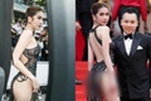 Sau vụ Ngọc Trinh diện trang phục gây sốc tại Cannes 2019: Ăn mặc hở hang sẽ bị xử lí ra sao?