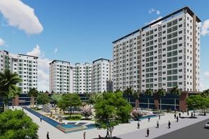 TP.HCM phấn đấu đạt diện tích nhà ở bình quân 19,8 m2/người