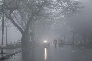 Thời tiết 19/2: Ngày rằm tháng Giêng, miền Bắc mưa, miền Nam nắng nóng