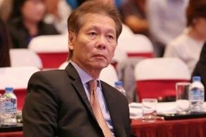 Ông Lê Minh Quốc bất ngờ 'xuất hiện' với vai trò Chủ tịch HĐQT Eximbank