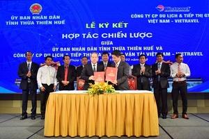 """Thừa Thiên Huế: Thu hút nhà đầu tư với loạt dự án """"khủng"""""""