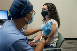 Mỹ bắt đầu thực hiện chiến dịch tiêm vaccice ngừa COVID-19