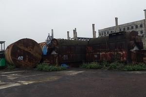 """Nhà máy Thép Vạn Lợi: """"Đống sắt"""" rỉ nghìn tỷ bán đấu giá hơn 100 tỷ đồng"""