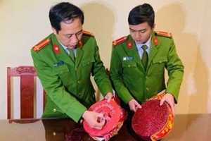 Thanh Hóa: Liên tiếp bắt giữ các vụ vận chuyển pháo