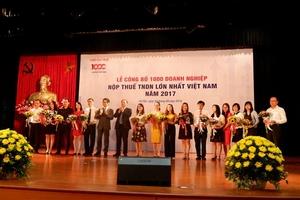 Tôn vinh Thiên Ngọc Minh Uy: Tổng cục Thuế lên tiếng