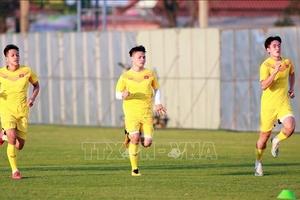 VCK U23 châu Á 2020: U23 Việt Nam không được tập luyện làm quen sân thi đấu