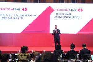 'Techcombank vượt Vietcombank và MBBank trở thành ngân hàng có CASA cao nhất hệ thống'