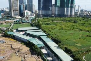 Đấu thầu dự án đầu tư có sử dụng đất: Một mũi tên trúng nhiều đích