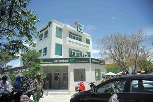 Vietcombank lên tiếng về tổn thất trong vụ cướp tại PGD ở Khánh Hòa