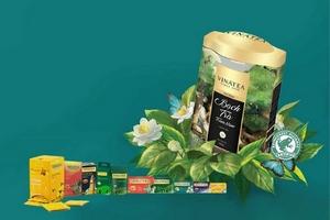VinaTea – Thương hiệu đặc sắc, giải pháp tối ưu sức khỏe