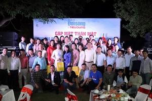 Báo Đời sống và Tiêu dùng: Gặp mặt thân mặt nữ cán bộ, phóng viên Báo Đời sống & Tiêu dùng Nhân kỷ niệm 88 năm Thành lập Hội Liên hiệp Phụ nữ Việt Nam