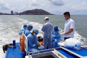 Video: TP.HCM kiểm soát COVID-19 ngay tại cảng biển