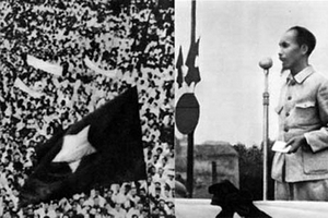 """Kỷ niệm 74 năm Cách mạng Tháng Tám và Quốc khánh 2/9 (2/9/1945 - 2/9/2019): """"Bác cháu ta phải cùng nhau giữ lấy nước!"""""""