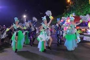 Carnaval đường phố Đà Nẵng: Đêm sắc màu