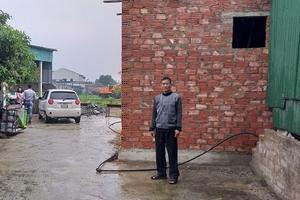 Hà Tĩnh: Chiếm đường dân sinh xây nhà, cô giáo có thách thức chính quyền?
