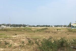 Quảng Nam: Nhiều băn khoăn trong việc xây dựng bảng giá đất tại các dự án