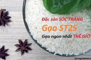 Đỏ mắt tìm nông sản ngon nhất Việt Nam trên...đất Việt