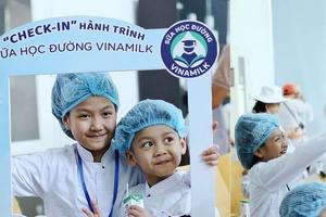 Gói thầu sữa học đường tại TP.HCM: Vinamilk và TH milk tham gia cạnh tranh