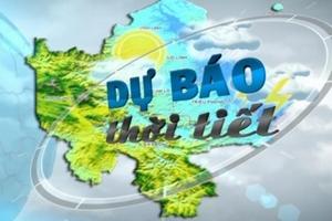Thời tiết hôm nay ngày 23/8: Áp thấp nhiệt đới di chuyển mạnh theo hướng Đông Bắc