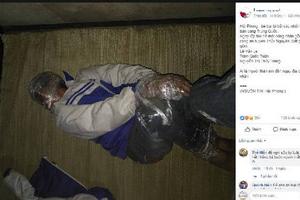 Sự thật về bé trai bị bắt cóc quấn nilon để bán sang Trung Quốc