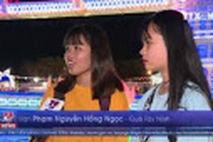 Rực rỡ lễ hội ánh sáng tại TPHCM