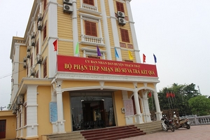 Huyện Thạch Thất (TP. Hà Nội):Kinh tế không ngừng phát triển