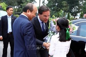 Thủ tướng Hà Lan Mark Rutte: Nhân dân Việt Nam có một người bạn ở châu Âu