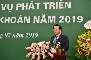 Sếp Vietjet, SSI hiến kế giúp phát triển thị trường chứng khoán trong năm 2019