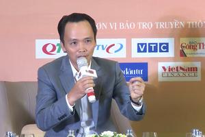 Chủ tịch FLC Trịnh Văn Quyết tiết lộ 'văn hoá 5 không' trong đầu tư