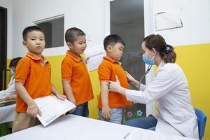 Chương trình Sữa học đường: Những lợi ích thấy được